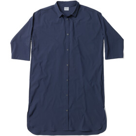 Houdini Route Shirt Sukienka Kobiety, blue illusion